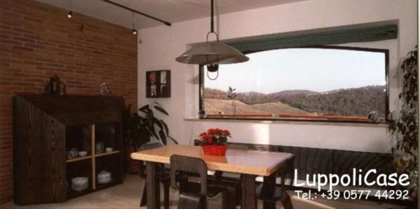 Villa in vendita a Castelnuovo Berardenga, Arredato, con giardino, 900 mq - Foto 36