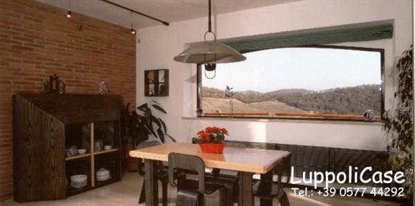 Villa in vendita a Castelnuovo Berardenga, Arredato, con giardino, 900 mq - Foto 4