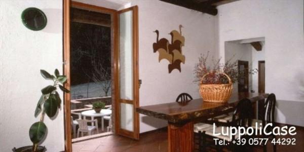 Villa in vendita a Castelnuovo Berardenga, Arredato, con giardino, 900 mq - Foto 26