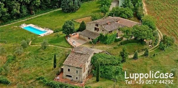 Villa in vendita a Castelnuovo Berardenga, Arredato, con giardino, 900 mq - Foto 15