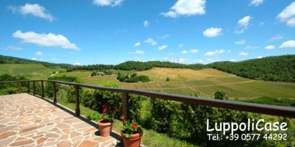 Villa in vendita a Castelnuovo Berardenga, Arredato, con giardino, 900 mq - Foto 30