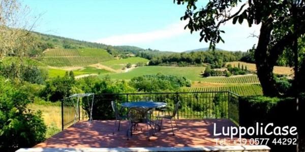 Villa in vendita a Castelnuovo Berardenga, Arredato, con giardino, 900 mq - Foto 40