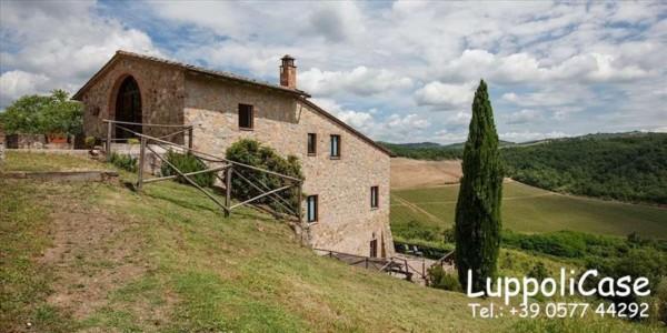 Villa in vendita a Castelnuovo Berardenga, Arredato, con giardino, 900 mq - Foto 20