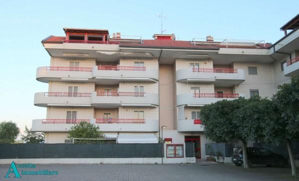 Appartamento in vendita a Taranto, Residenziale, Con giardino, 125 mq - Foto 3