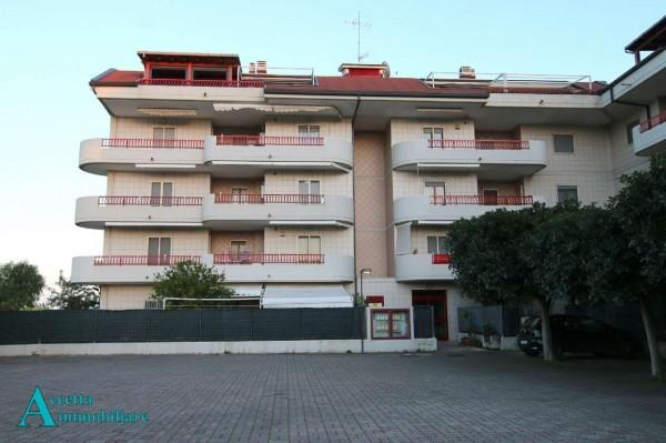 Appartamento in vendita a Taranto, Residenziale, Con giardino, 125 mq - Foto 1