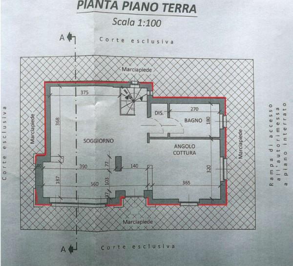 Villa in vendita a Val della Torre, Centro, Con giardino, 280 mq - Foto 4