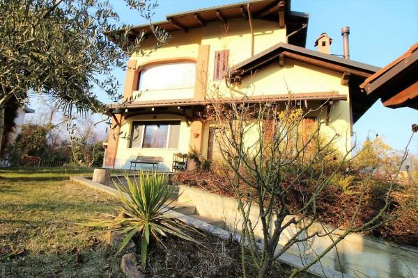 Villa in vendita a Val della Torre, Centro, Con giardino, 280 mq