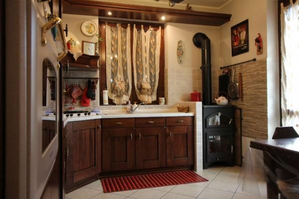 Villa in vendita a Val della Torre, Centro, Con giardino, 280 mq - Foto 15