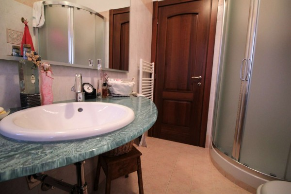 Villa in vendita a Val della Torre, Centro, Con giardino, 280 mq - Foto 11