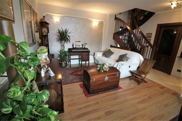 Villa in vendita a Val della Torre, Centro, Con giardino, 280 mq - Foto 16