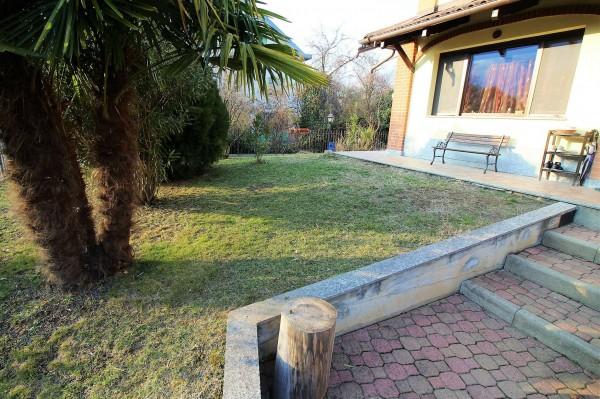 Villa in vendita a Val della Torre, Centro, Con giardino, 280 mq - Foto 19