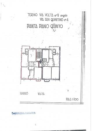 Appartamento in affitto a Torino, Centro, 115 mq - Foto 2