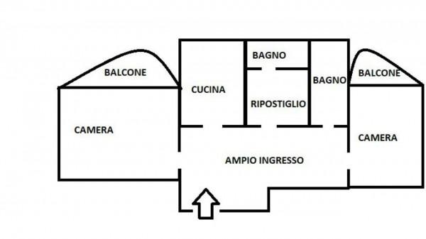 Appartamento in affitto a Roma, Trieste, Arredato, 80 mq - Foto 2