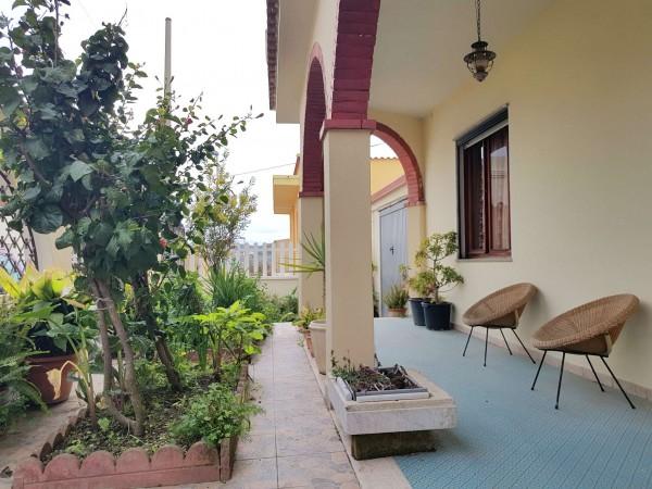 Casa indipendente in vendita a Soleminis, Arredato, con giardino, 395 mq - Foto 83