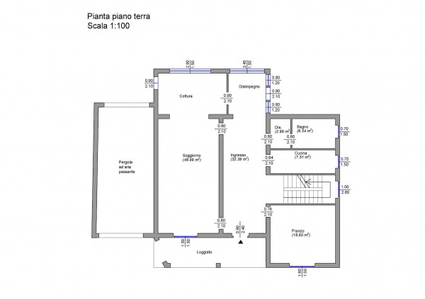Casa indipendente in vendita a Soleminis, Arredato, con giardino, 395 mq - Foto 3