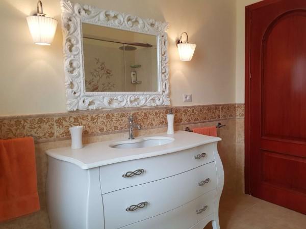 Casa indipendente in vendita a Soleminis, Arredato, con giardino, 395 mq - Foto 47