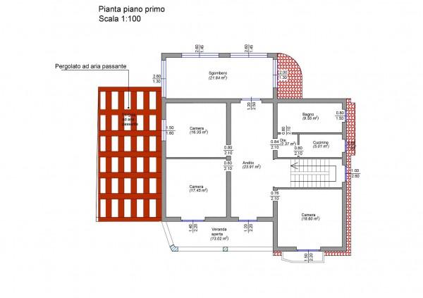 Casa indipendente in vendita a Soleminis, Arredato, con giardino, 395 mq - Foto 4