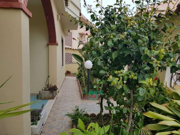 Casa indipendente in vendita a Soleminis, Arredato, con giardino, 395 mq - Foto 80