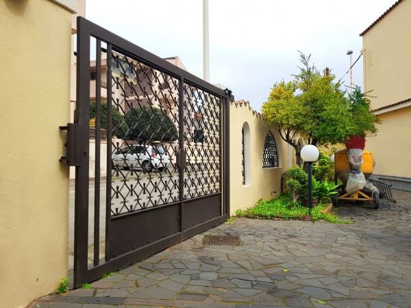 Casa indipendente in vendita a Soleminis, Arredato, con giardino, 395 mq - Foto 89