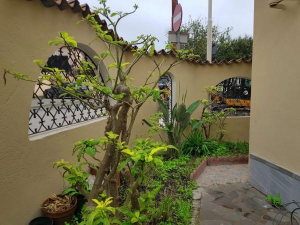 Casa indipendente in vendita a Soleminis, Arredato, con giardino, 395 mq - Foto 88
