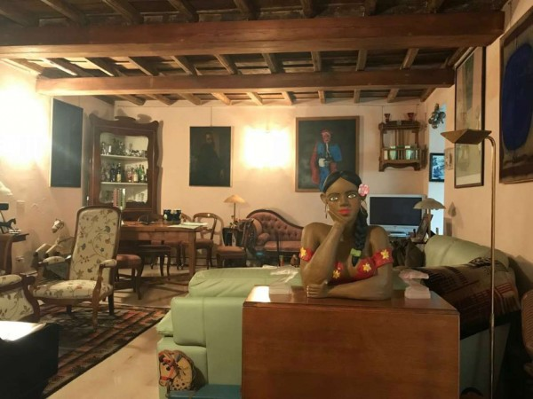 Appartamento in vendita a Roma, Tridente, Con giardino, 150 mq
