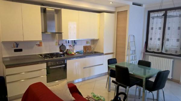 Appartamento in affitto a Bareggio, Centrale, Arredato, 60 mq