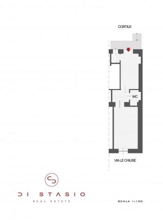 Appartamento in vendita a Torino, 46 mq - Foto 2