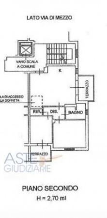 Appartamento in vendita a Quarrata, Quarrata, Con giardino, 75 mq - Foto 3