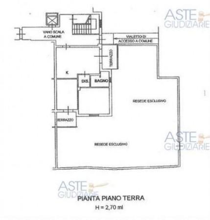 Appartamento in vendita a Quarrata, Quarrata, Con giardino, 75 mq - Foto 2