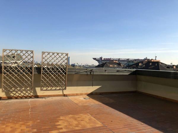 Appartamento in vendita a Milano, Pinerolo, Con giardino, 140 mq - Foto 10
