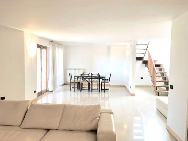 Appartamento in vendita a Milano, Pinerolo, Con giardino, 140 mq