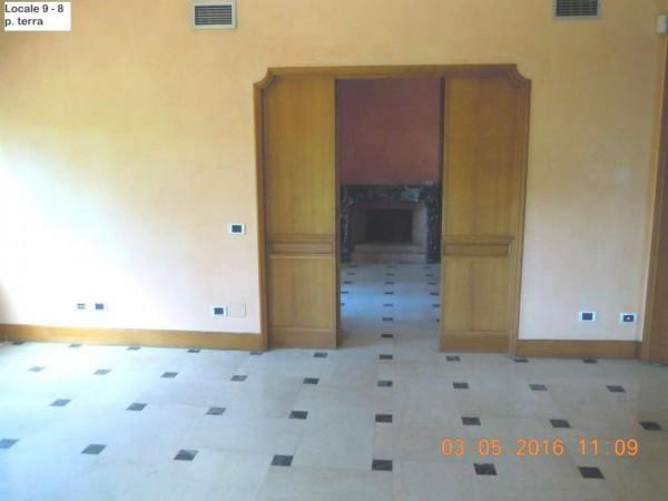 Appartamento in vendita a Roma, Eur, Con giardino, 350 mq - Foto 10