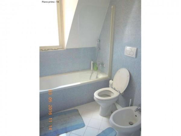 Appartamento in vendita a Roma, Eur, Con giardino, 350 mq - Foto 12