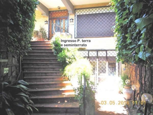 Appartamento in vendita a Roma, Eur, Con giardino, 350 mq - Foto 22