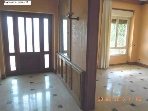 Appartamento in vendita a Roma, Eur, Con giardino, 350 mq - Foto 18
