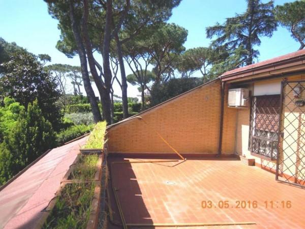 Appartamento in vendita a Roma, Eur, Con giardino, 350 mq - Foto 27