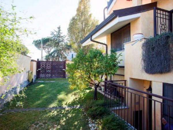 Villa in vendita a Roma, Con giardino, 200 mq - Foto 9