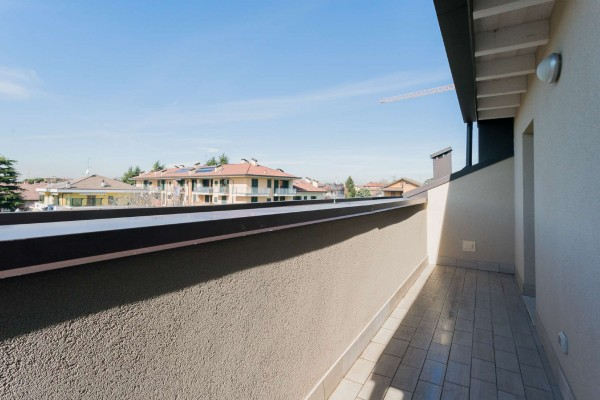 Appartamento in vendita a Cassina de' Pecchi, Con giardino, 156 mq - Foto 8