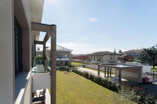 Appartamento in vendita a Cassina de' Pecchi, Con giardino, 156 mq - Foto 17