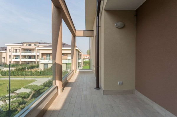 Appartamento in vendita a Cassina de' Pecchi, Con giardino, 145 mq - Foto 23