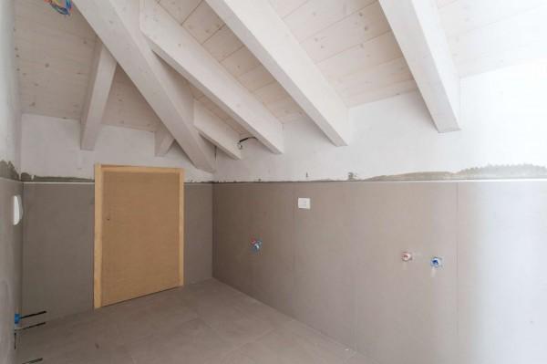Appartamento in vendita a Cassina de' Pecchi, Con giardino, 145 mq - Foto 14