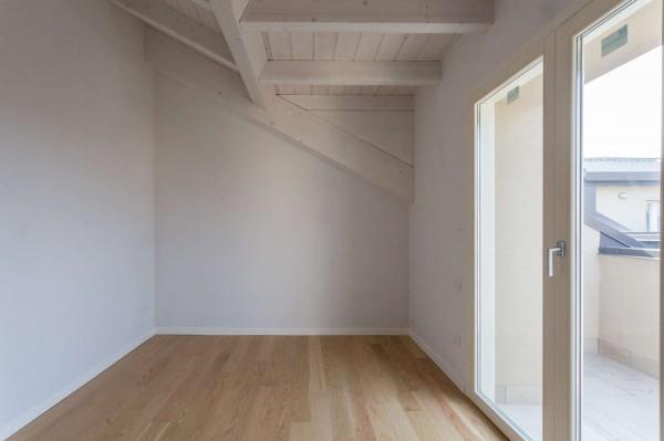 Appartamento in vendita a Cassina de' Pecchi, Con giardino, 145 mq - Foto 18