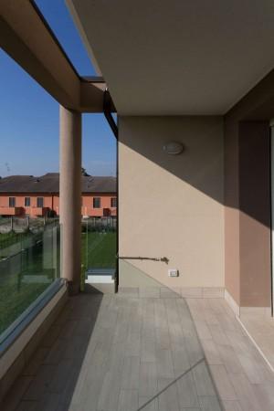 Appartamento in vendita a Cassina de' Pecchi, Con giardino, 164 mq - Foto 22