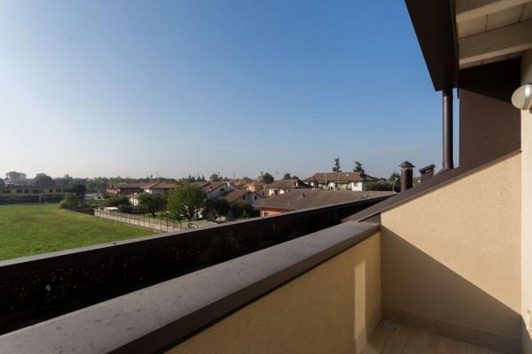 Appartamento in vendita a Cassina de' Pecchi, Con giardino, 164 mq - Foto 20
