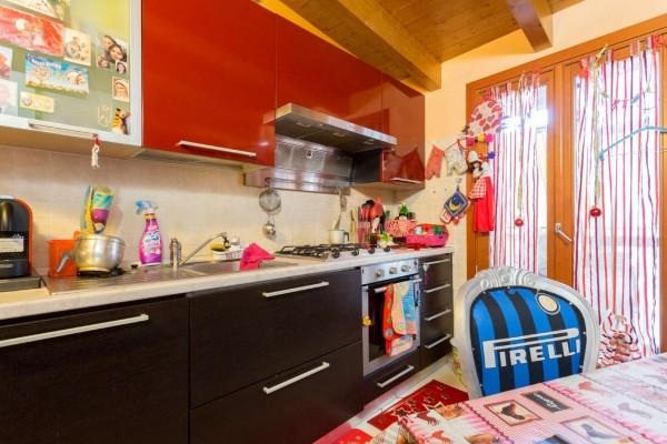 Appartamento in vendita a Cernusco sul Naviglio, Con giardino, 104 mq