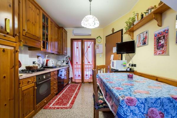 Appartamento in vendita a Cernusco sul Naviglio, Con giardino, 95 mq - Foto 13