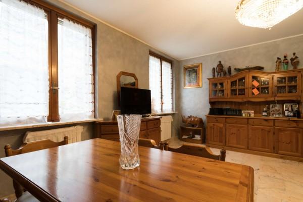 Appartamento in vendita a Cernusco sul Naviglio, Con giardino, 95 mq - Foto 21