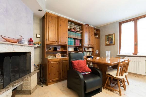 Appartamento in vendita a Cernusco sul Naviglio, Con giardino, 95 mq - Foto 19