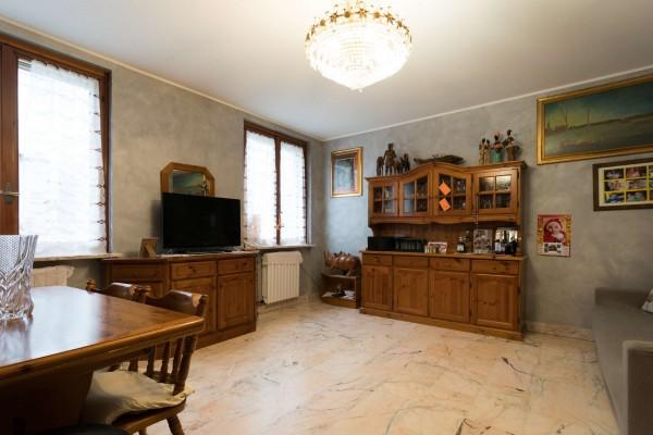 Appartamento in vendita a Cernusco sul Naviglio, Con giardino, 95 mq - Foto 15