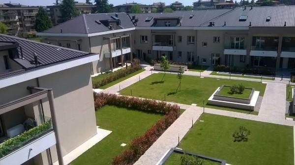Appartamento in vendita a Cernusco sul Naviglio, Con giardino, 192 mq - Foto 2
